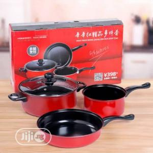 Non Stick Set Of Pots | Kitchen & Dining for sale in Lagos State, Lekki