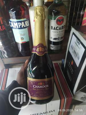 Chamdor Red Grapes Sparkling Non Alcoholic | Meals & Drinks for sale in Lagos State, Ojo