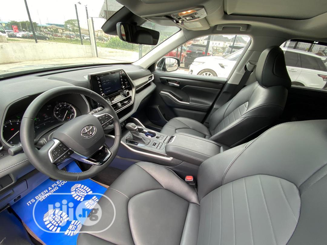 Toyota Highlander 2020 Black | Cars for sale in Ikoyi, Lagos State, Nigeria