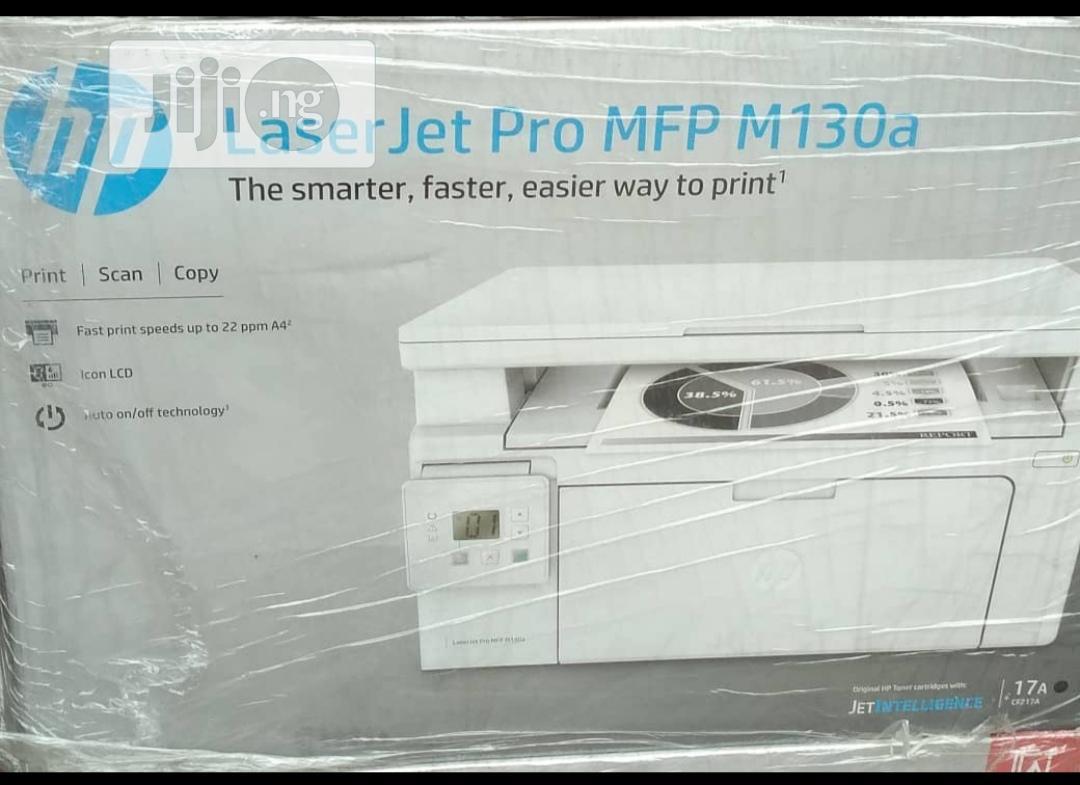 Hp Laserjet Printer Pro 130A