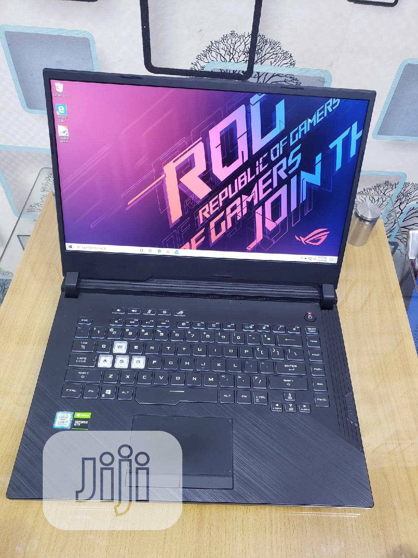 Laptop Asus ROG Strix GL503 16GB Intel Core I7 SSD 512GB   Laptops & Computers for sale in Ikeja, Lagos State, Nigeria