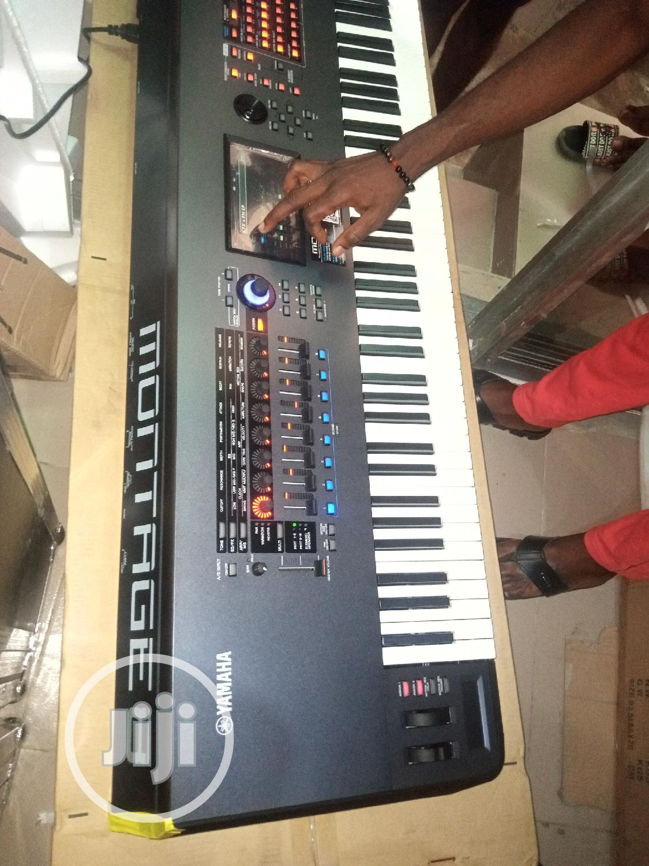 Yamaha Montage 8 Keyboard