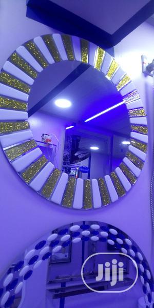 Original Design Mirror | Home Accessories for sale in Lagos State, Orile