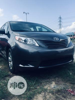 Toyota Sienna 2011 Limited 7 Passenger Gray   Cars for sale in Rivers State, Obio-Akpor