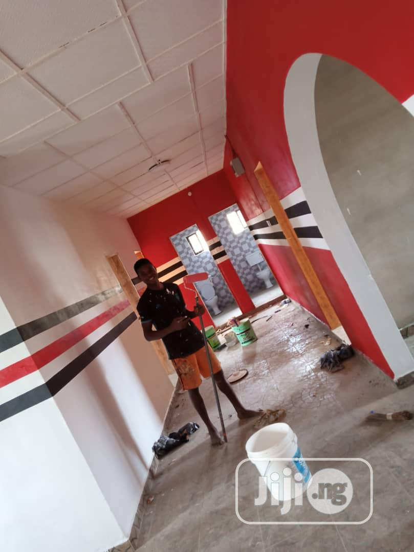 Creative Wall Painting   Building & Trades Services for sale in Lekki, Lagos State, Nigeria