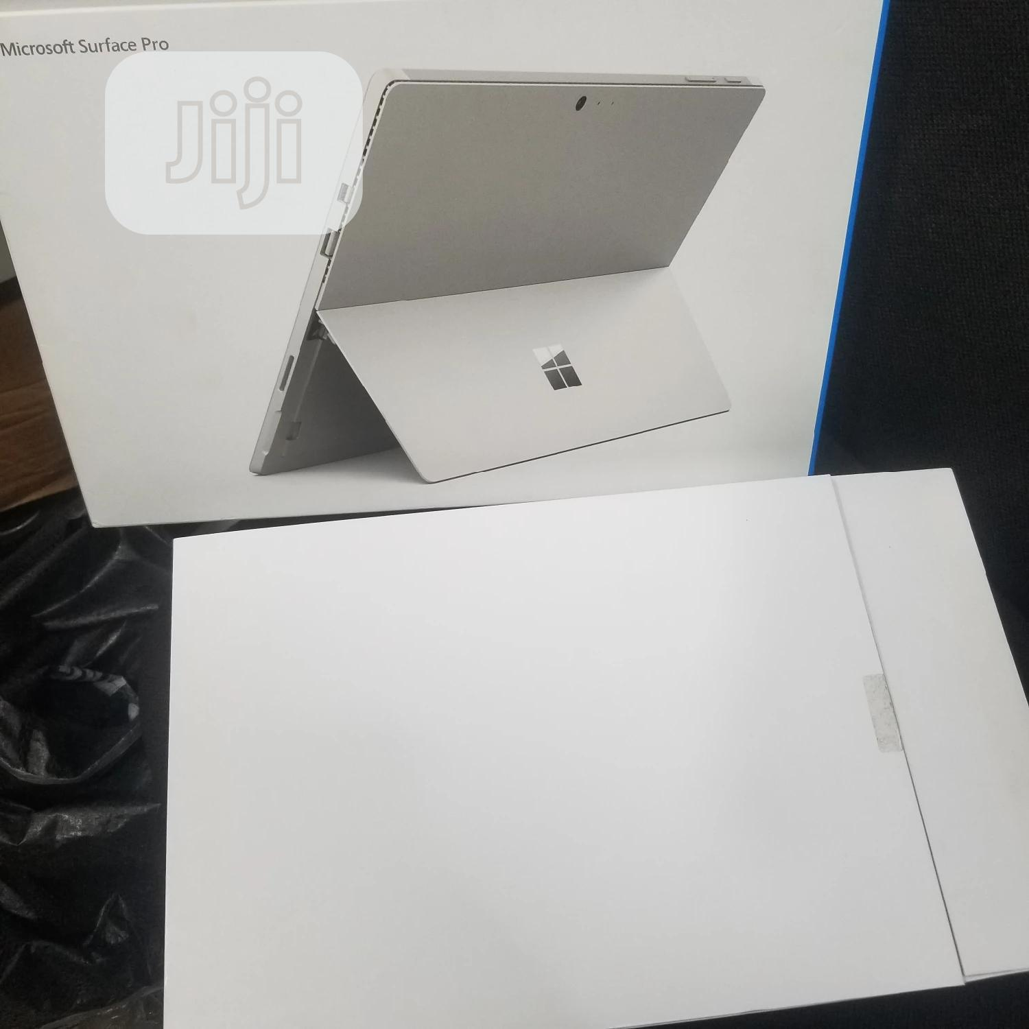 Laptop Microsoft Surface Pro 4 4GB Intel Core i5 SSD 128GB | Laptops & Computers for sale in Ikeja, Lagos State, Nigeria