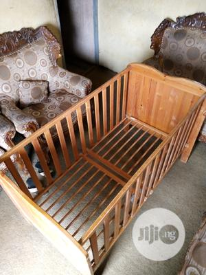 Wooden Cradle (Baby Cot) | Children's Furniture for sale in Lagos State, Oshodi