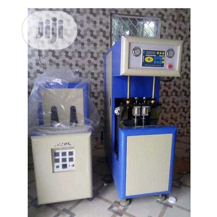 Hz880 Pet Blowing Machine For Plastic Bottle