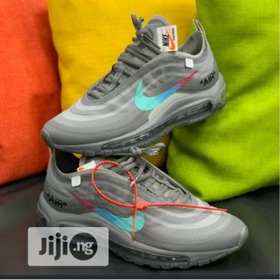 Air Max 97 Sneaker - Nike D111