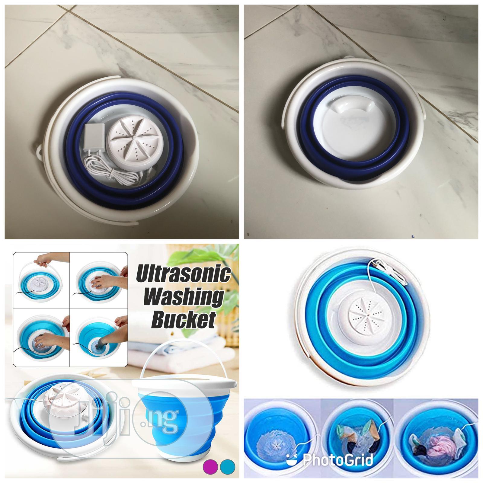 Mini Washing Machine With Bucket