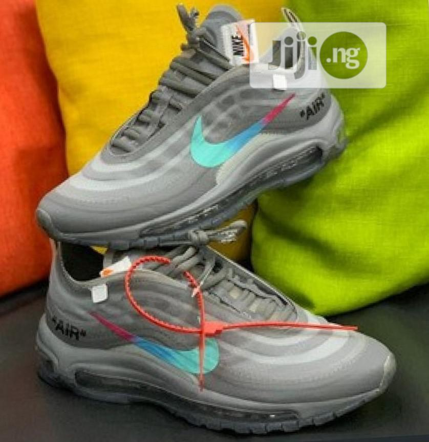 Air Max 97 Sneaker - Nike D111 | Shoes for sale in Alimosho, Lagos State, Nigeria