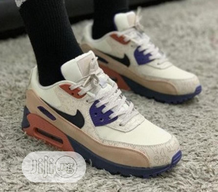 Airmax 90 Sneaker - Nike D111 | Shoes for sale in Alimosho, Lagos State, Nigeria