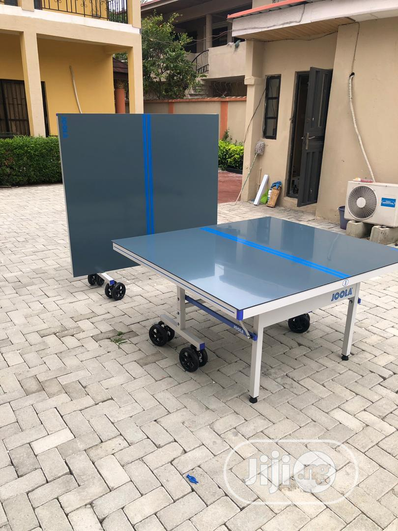 Archive: Joola Outdoor Table Tennis Board