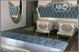 King Sized Bed And 2 Bed Size   Furniture for sale in Lagos State, Ikeja