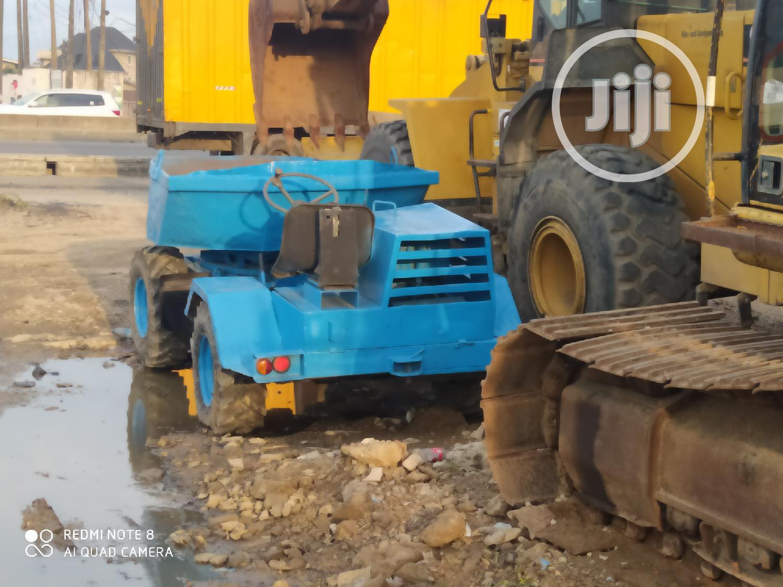 European Used 4 X 4 Mini Dumper Machine 4sale