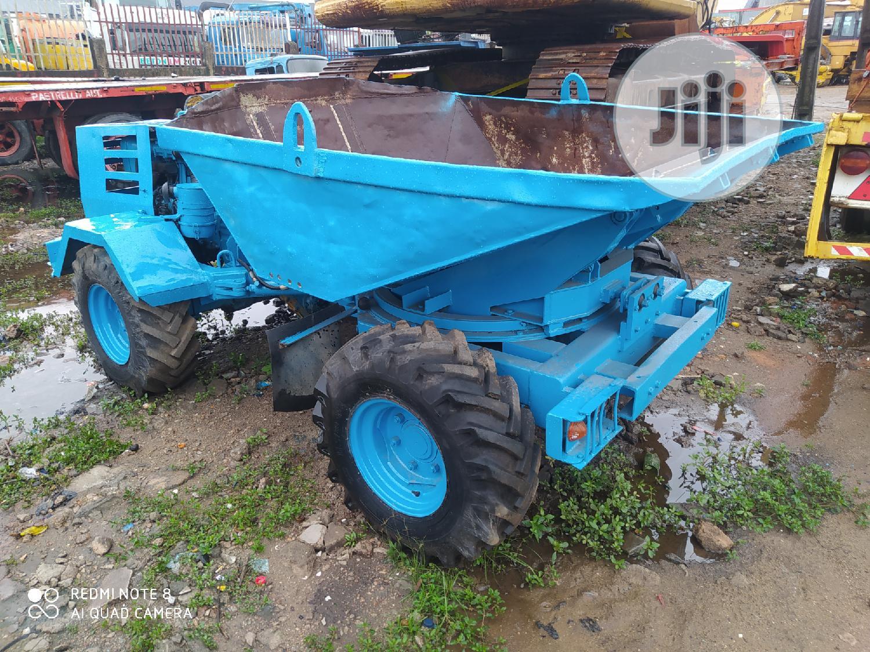 European Used 4 X 4 Mini Dumper Machine 4sale | Heavy Equipment for sale in Amuwo-Odofin, Lagos State, Nigeria