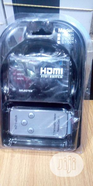 3-in-1 HDMI Switch | Computer Accessories  for sale in Lagos State, Ikeja