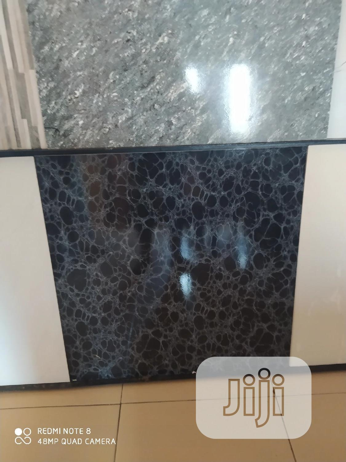 High Quality 60 X 60 Floor Tiles | Building Materials for sale in Dei-Dei, Abuja (FCT) State, Nigeria
