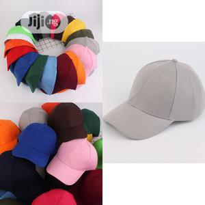 Plain Face Caps | Clothing Accessories for sale in Edo State, Benin City