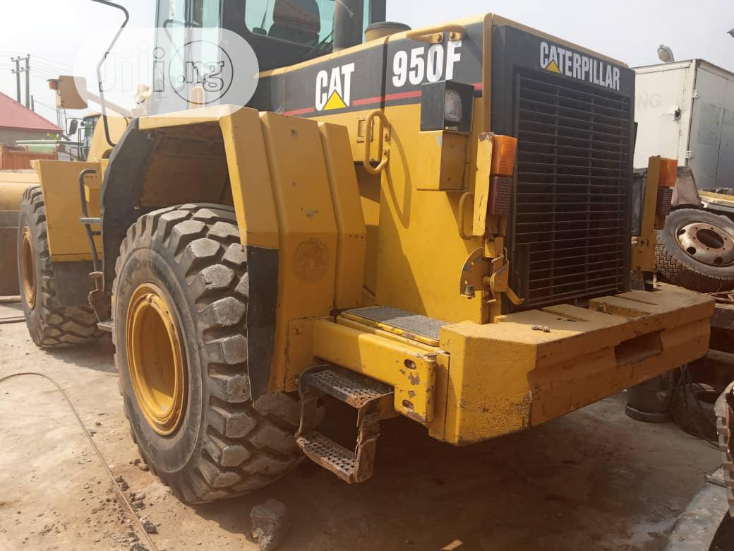 Pay Loader 950F 1992 For Sale