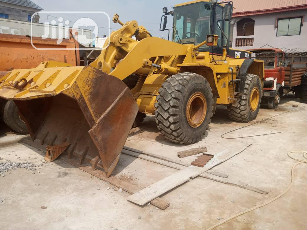 Pay Loader 950F 1992 For Sale | Heavy Equipment for sale in Amuwo-Odofin, Lagos State, Nigeria