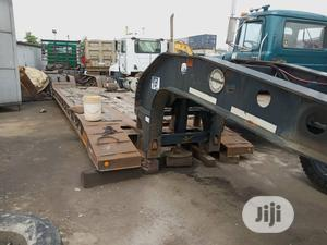 Low Bed Tokunbo 80tons 1999 | Heavy Equipment for sale in Lagos State, Amuwo-Odofin