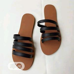 Ladies Hand Made Palm Slippers | Shoes for sale in Lagos State, Mushin