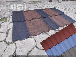 Original Stone Coated Roof and Water Collector Bond | Building Materials for sale in Lagos State, Ajah