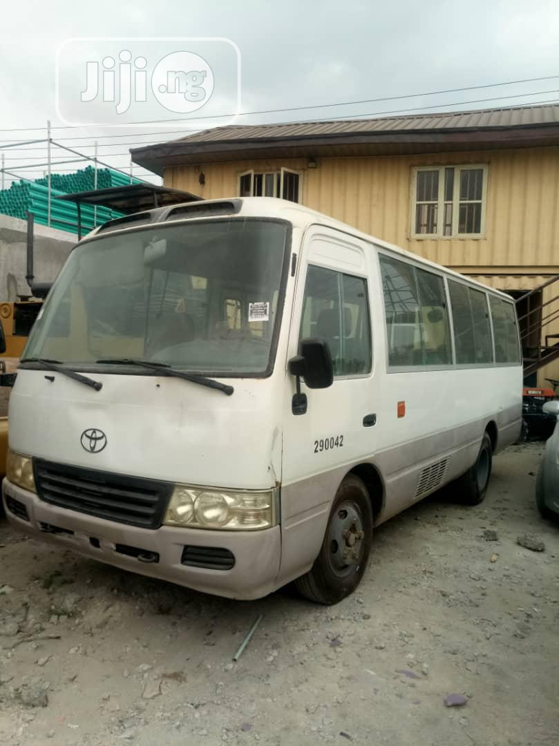 Toyota Coaster Bus 2011 | Buses & Microbuses for sale in Ajah, Lagos State, Nigeria