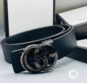 Original Gucci Belts For Men's | Clothing Accessories for sale in Lagos State, Lagos Island (Eko)