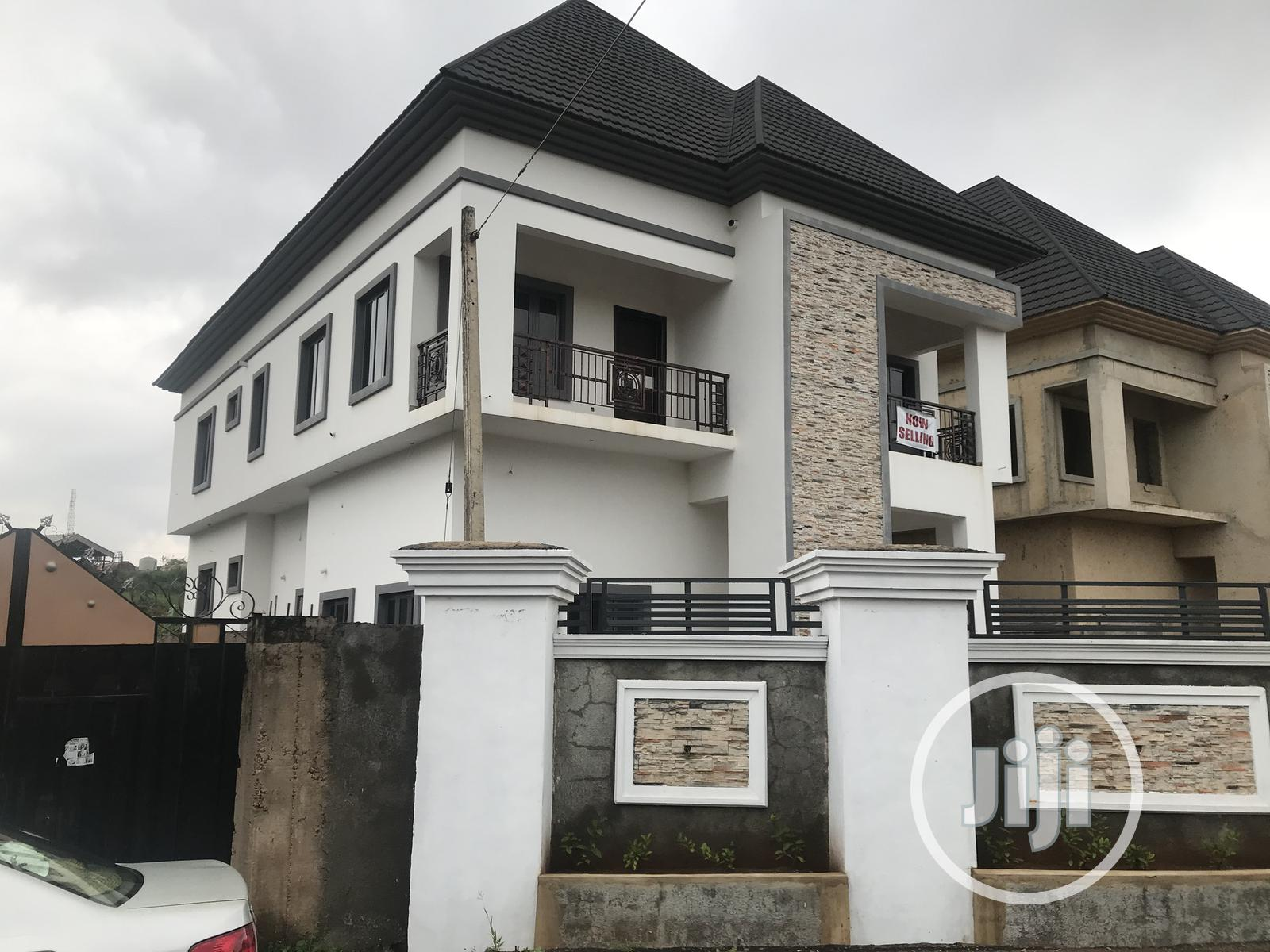 Newly Built 4-bedroom Detached House With BQ, Golf Estate 1