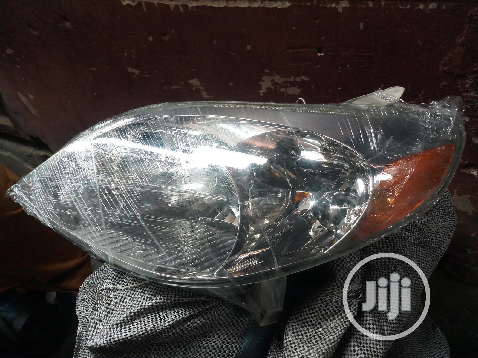 Headlamp For Toyota Matrix 2005