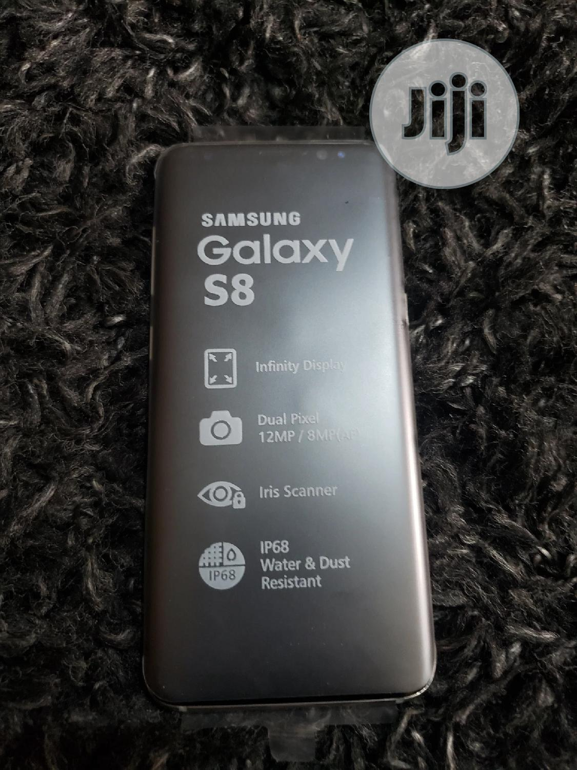 Samsung Galaxy S8 64 GB White | Mobile Phones for sale in Amuwo-Odofin, Lagos State, Nigeria