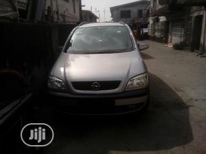Opel Zafira 2002 Silver | Cars for sale in Lagos State, Apapa