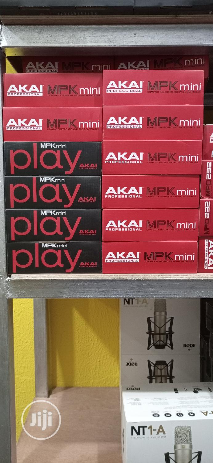 Akai Mpk Mini And Mini Play For Sale