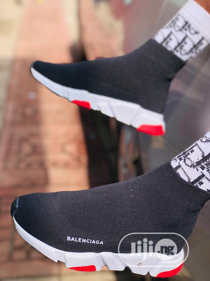 New Quality Stockings Balenciaga Canvas | Shoes for sale in Lagos Island (Eko), Lagos State, Nigeria