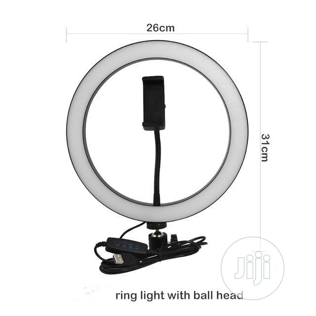 Ring Light For Professional Live Streaming