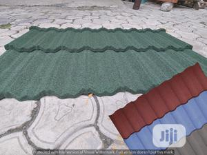 Original 0.45mm Stone Coated Roof Tiles Bond | Building Materials for sale in Lagos State, Ajah