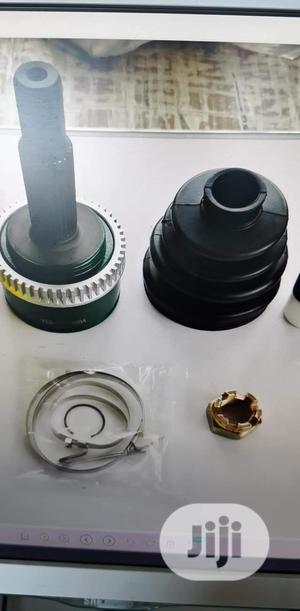 Front Shaft End With Shaft Rubber Is Available | Vehicle Parts & Accessories for sale in Lagos State, Surulere