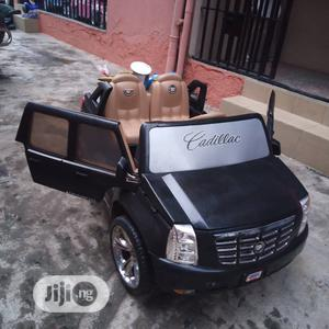 Uk Used Escalade Cadillac Automatic Double Seater Toy Car   Toys for sale in Lagos State, Ikeja