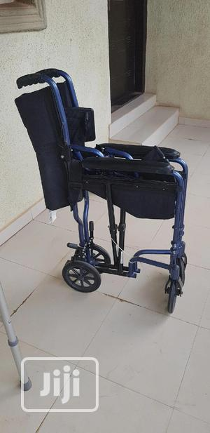 New Wheel Chair And Walker For Sale | Medical Supplies & Equipment for sale in Oyo State, Ibadan