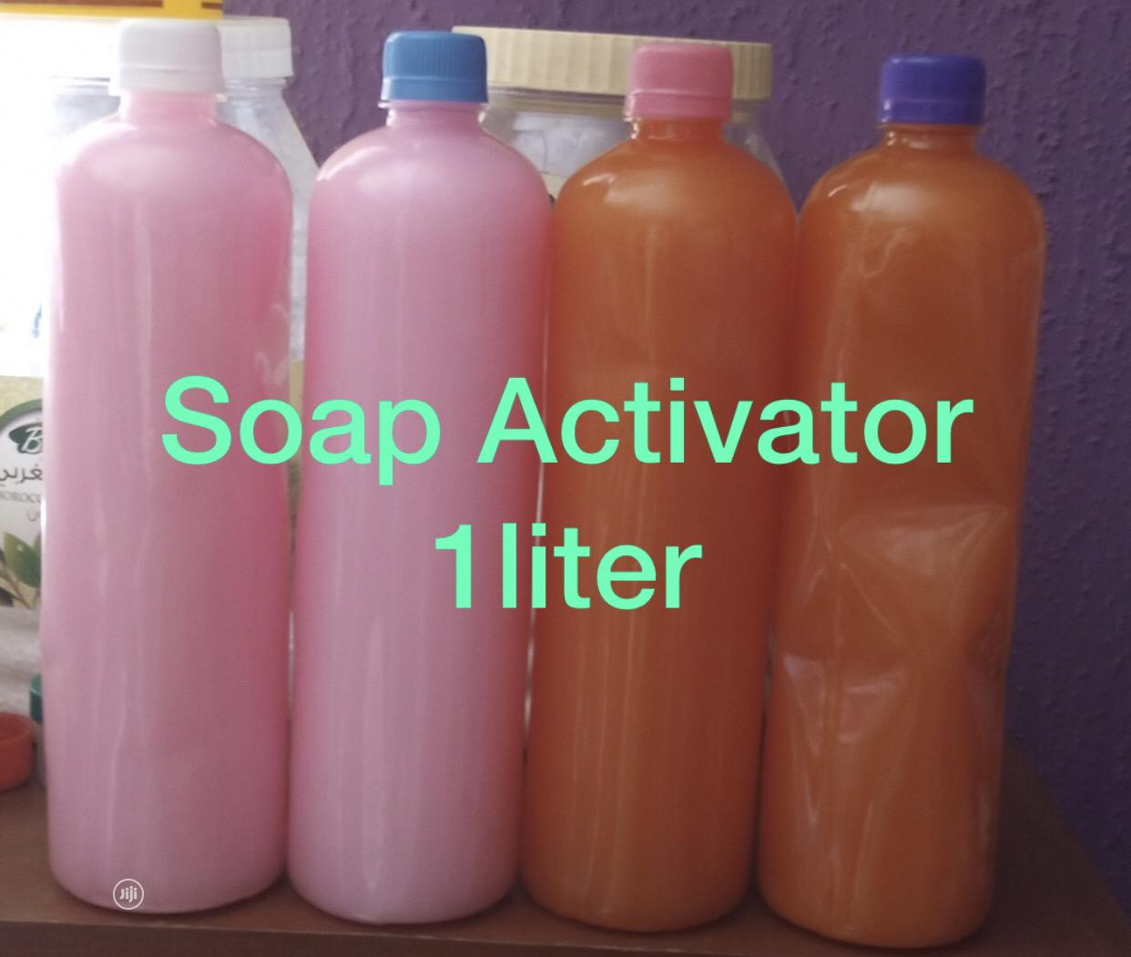Archive: Whitening Soap Activator for Molato Soap