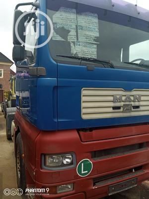 MAN DEISEL TG 460 A, Tractor Head ,Six Tyres. | Heavy Equipment for sale in Lagos State, Apapa