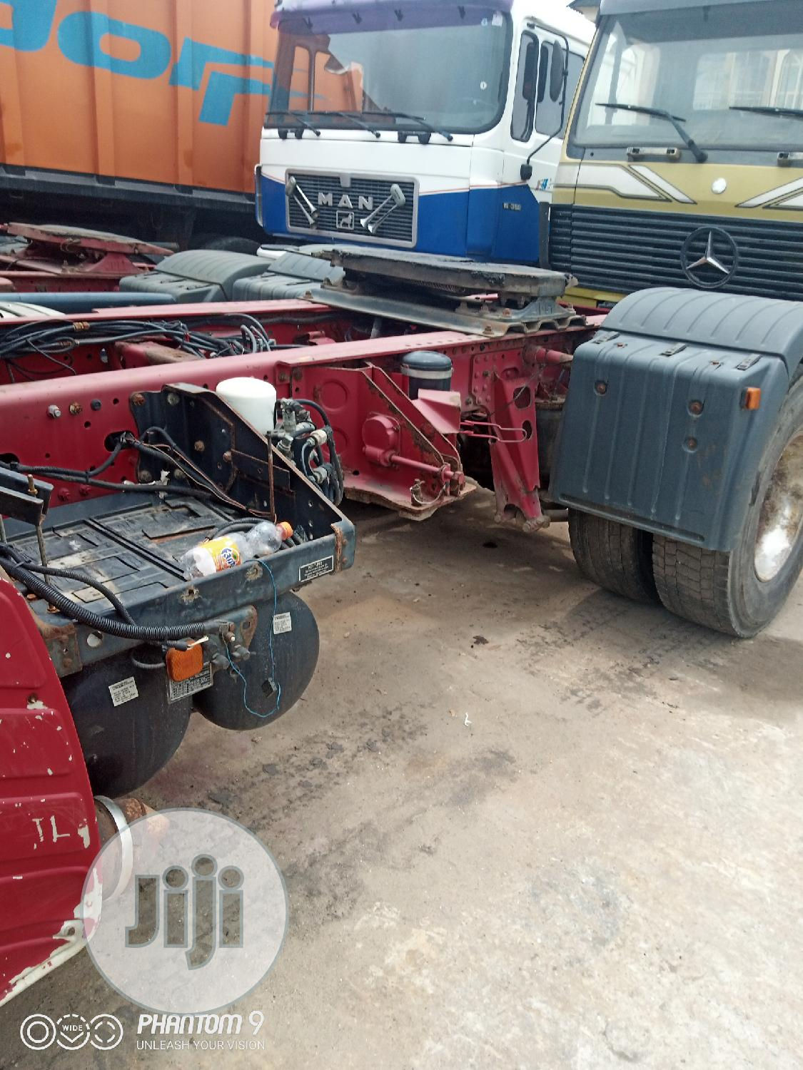 MAN DEISEL TG 460 A, Tractor Head ,Six Tyres. | Heavy Equipment for sale in Apapa, Lagos State, Nigeria