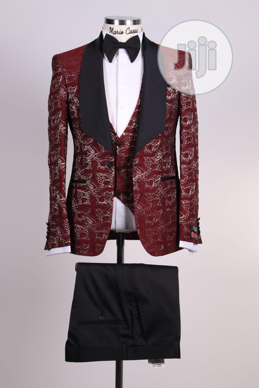 Archive: Italian Tuxedo Wedding Men Suit