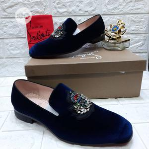 Christian Louboutin Suede Shoe For Men | Shoes for sale in Lagos State, Lagos Island (Eko)