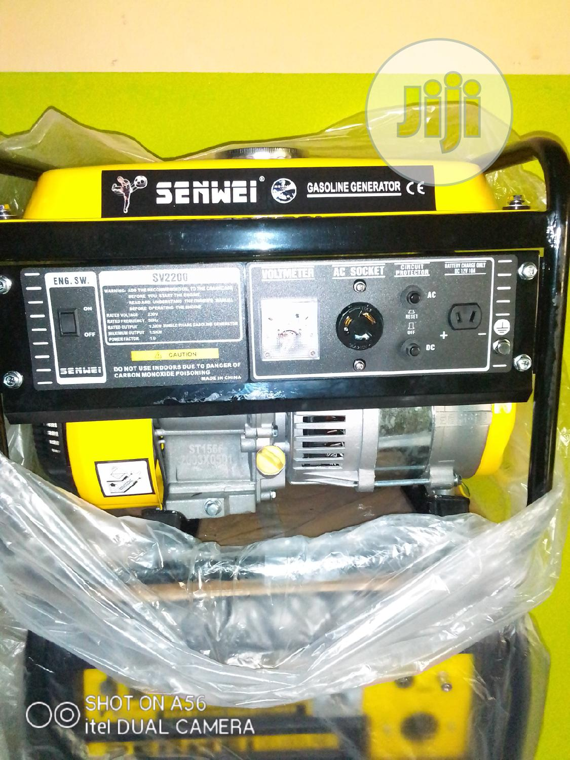 GENERATOR 5200 | Electrical Equipment for sale in Ika South, Delta State, Nigeria
