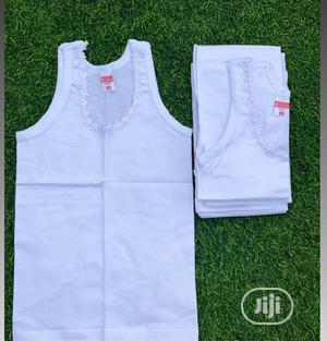 Ozlem Girl Singlet 6in1 | Children's Clothing for sale in Oyo State, Ibadan