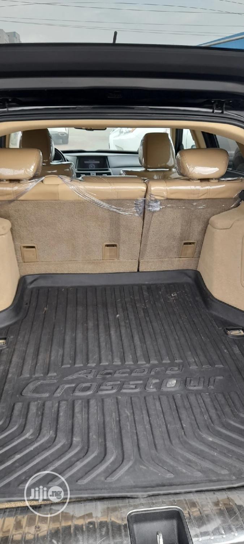 Honda Accord CrossTour 2011 EX-L AWD Black | Cars for sale in Ajah, Lagos State, Nigeria