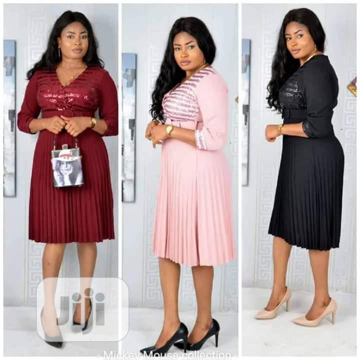 Classic Ladies Dress | Clothing for sale in Ikeja, Lagos State, Nigeria